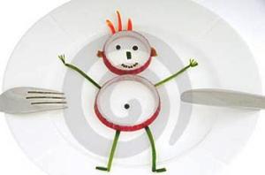 vegetable-man-on-dish