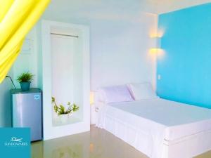 room bouganvilla